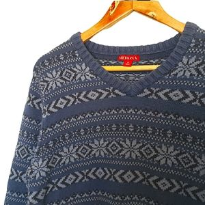 Sweaters - 4 for $25 blue knit sweater